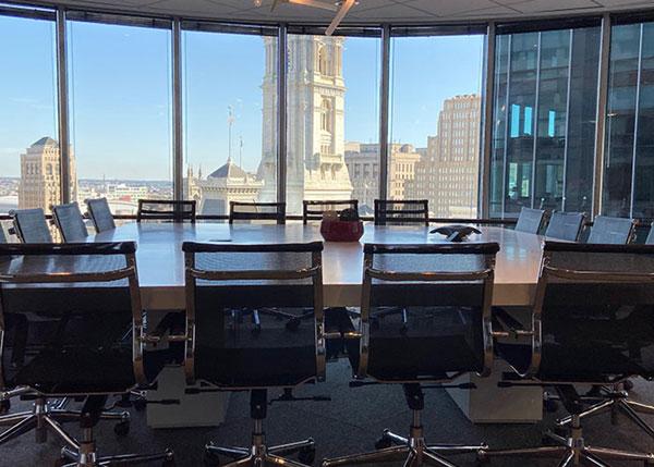 Judge Rau starts Center City firm
